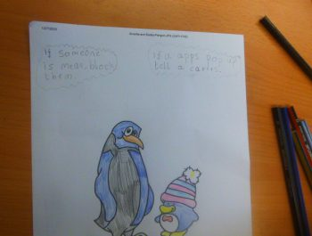 Smartie the Penguin!