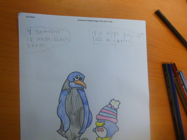 Smartie the Penguin!