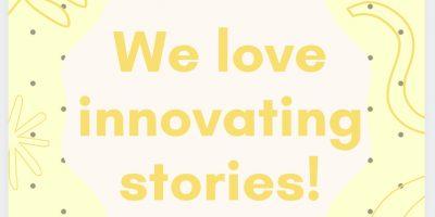 Nursery love innovating stories!