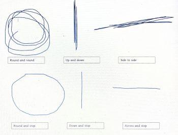 Drawing lines and circles
