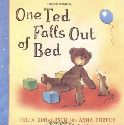 Story time with Mrs Brownlee – One ted falls out of bed