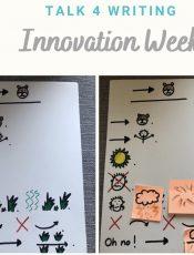 Talk 4 Writing – Innovate