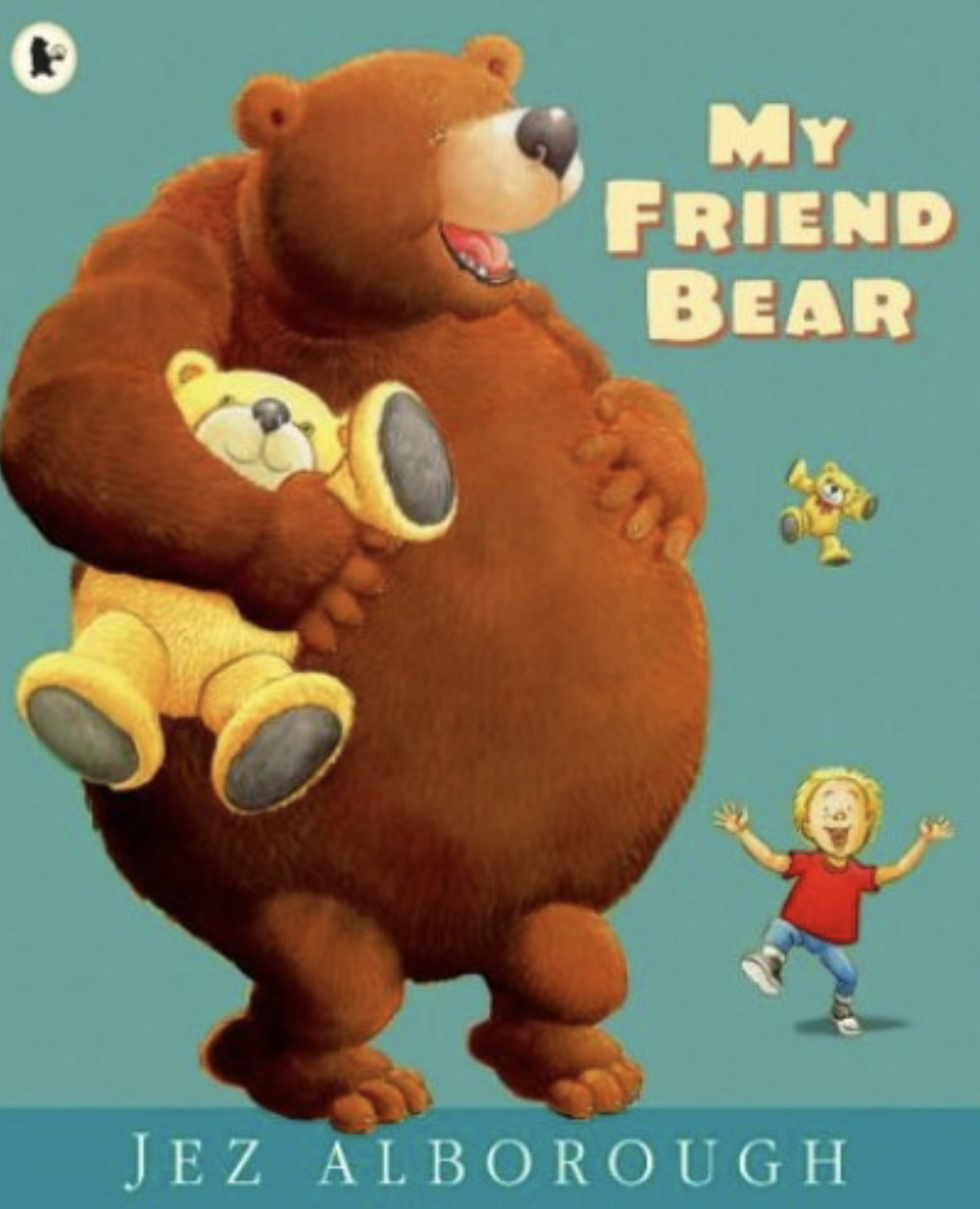 Story time with Mrs Barker – My friend bear