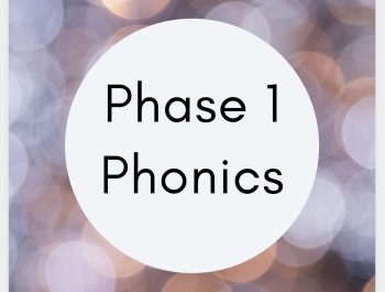 Phase 1 phonics game