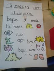 Monday 25th January Literacy 1W