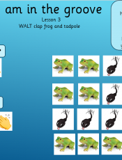 Year 1 – lesson 3 remote learning