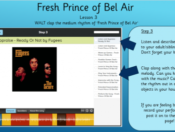 Year 5 – Lesson 3 remote learning