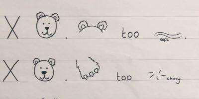 Talk 4 Writing – That's not my polar bear