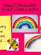 5.2.21 Creative: Art & DT: Making Rainbows