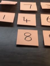Careful counting