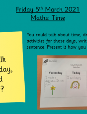 5.3.21 Maths: Time