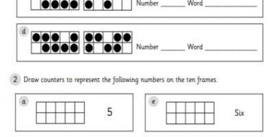 Monday 22nd February Maths 1W