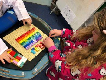 Rainbow fun in Upper Foundation – 5.2.21