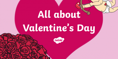 All about Valentines Day