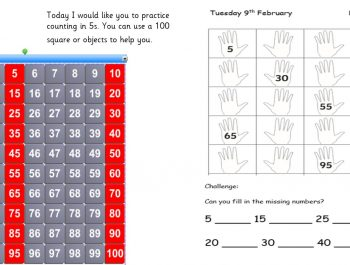 Tuesday 9th February 1W Maths