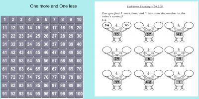 Wednesday 24th February 1W Maths