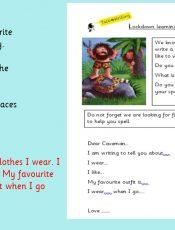 Monday 8th February Literacy 1W