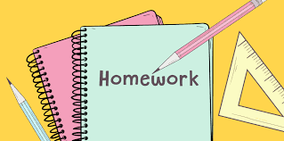 Year 6 homework due in 30/4/21