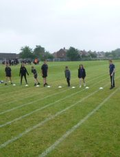 Year 6 Sport's Day