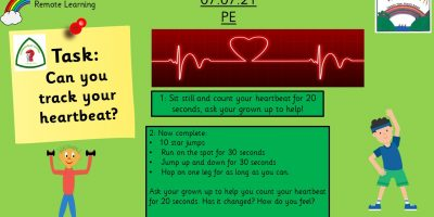 7.7.21 UFS Physical Development: Heartbeat
